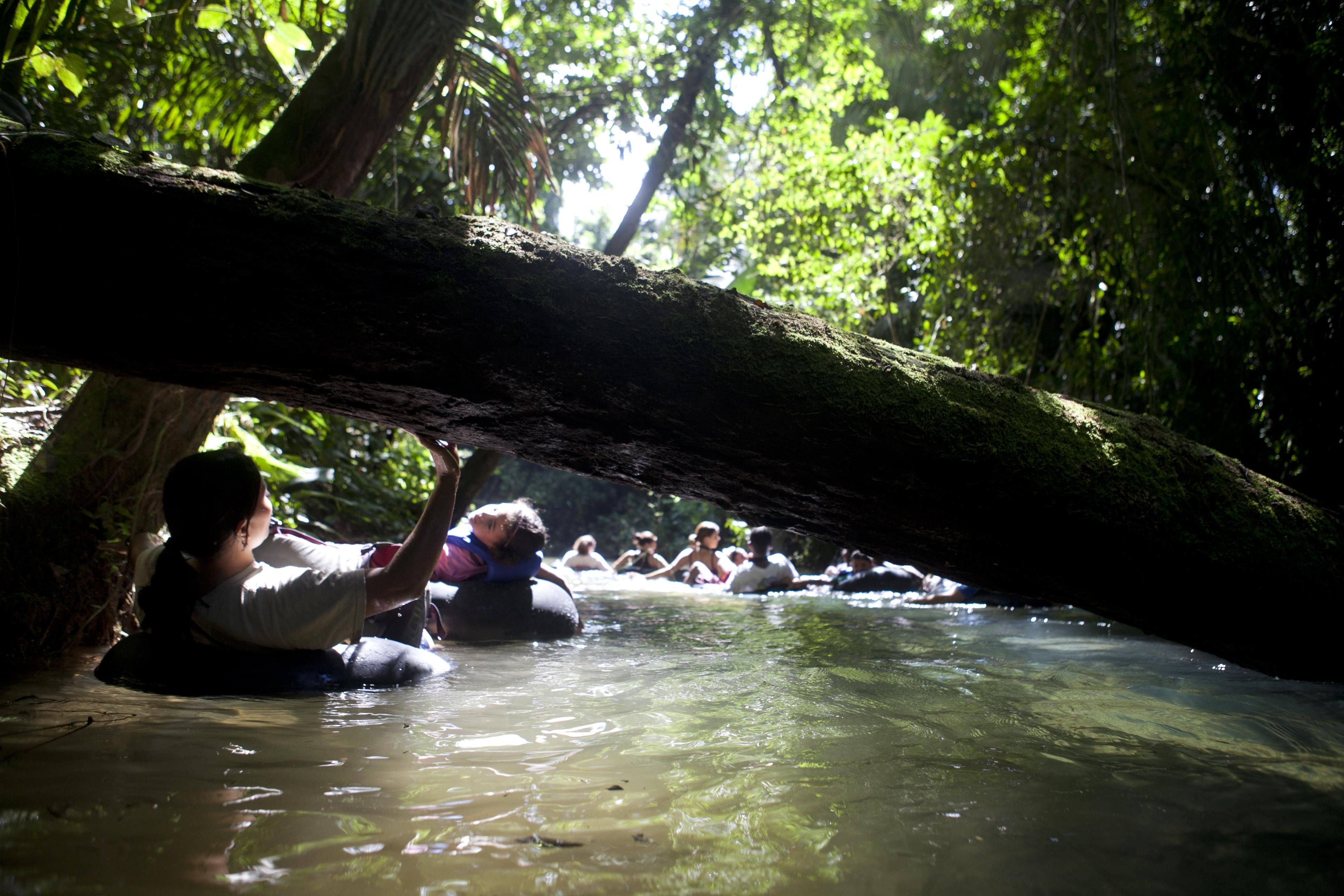 Belize Cave Tubing – An alternate view!