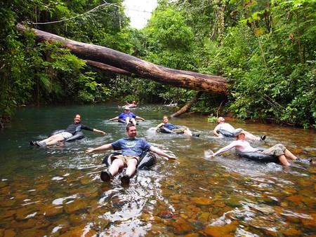 Belize's Best Cave Tubing Experience!