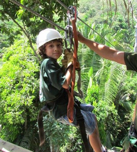 What Adventures in Belize are suitable for Kids – What age?