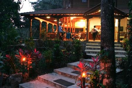 Belize Honeymoon Reviews by Guest at Caves Branch Jungle Lodge