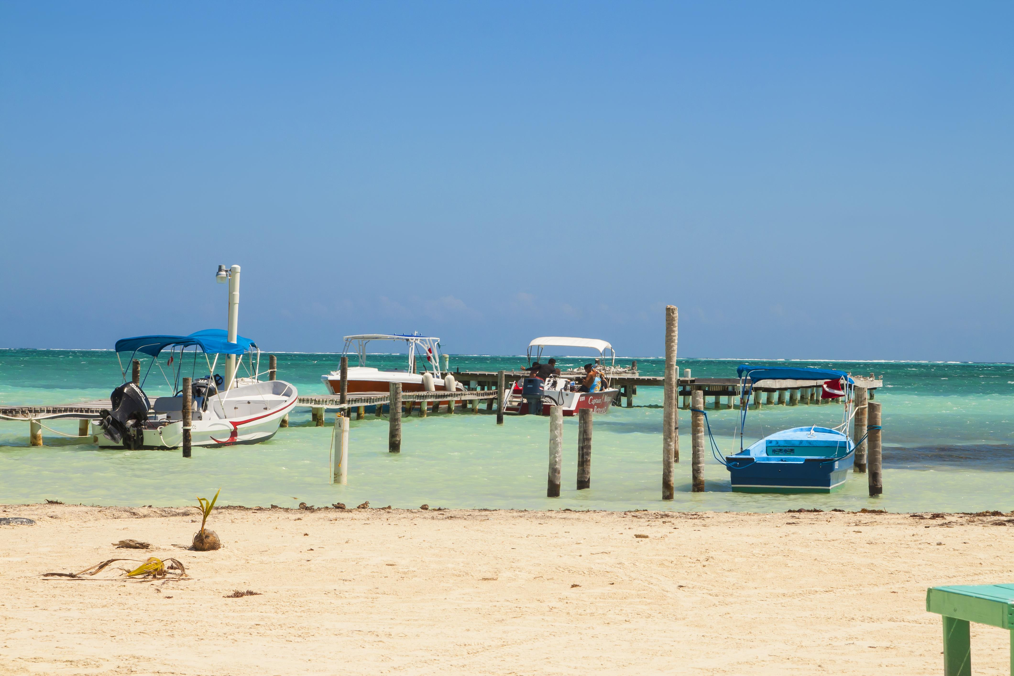 Belize: Best Places to Travel in January
