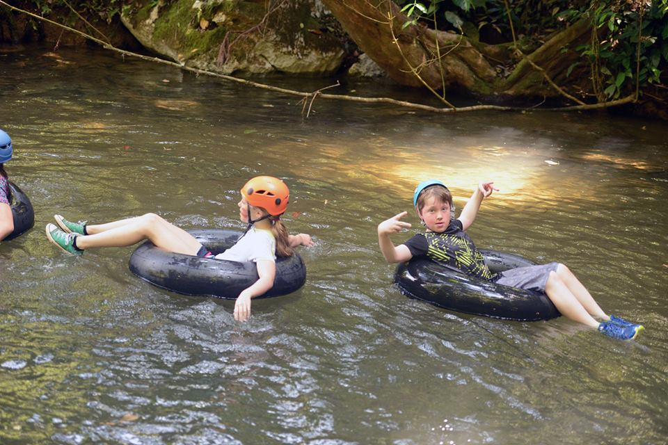 belize family adventure tours