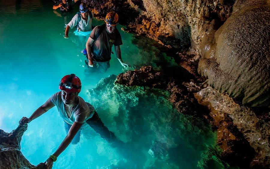 Belize ATM Cave Tour