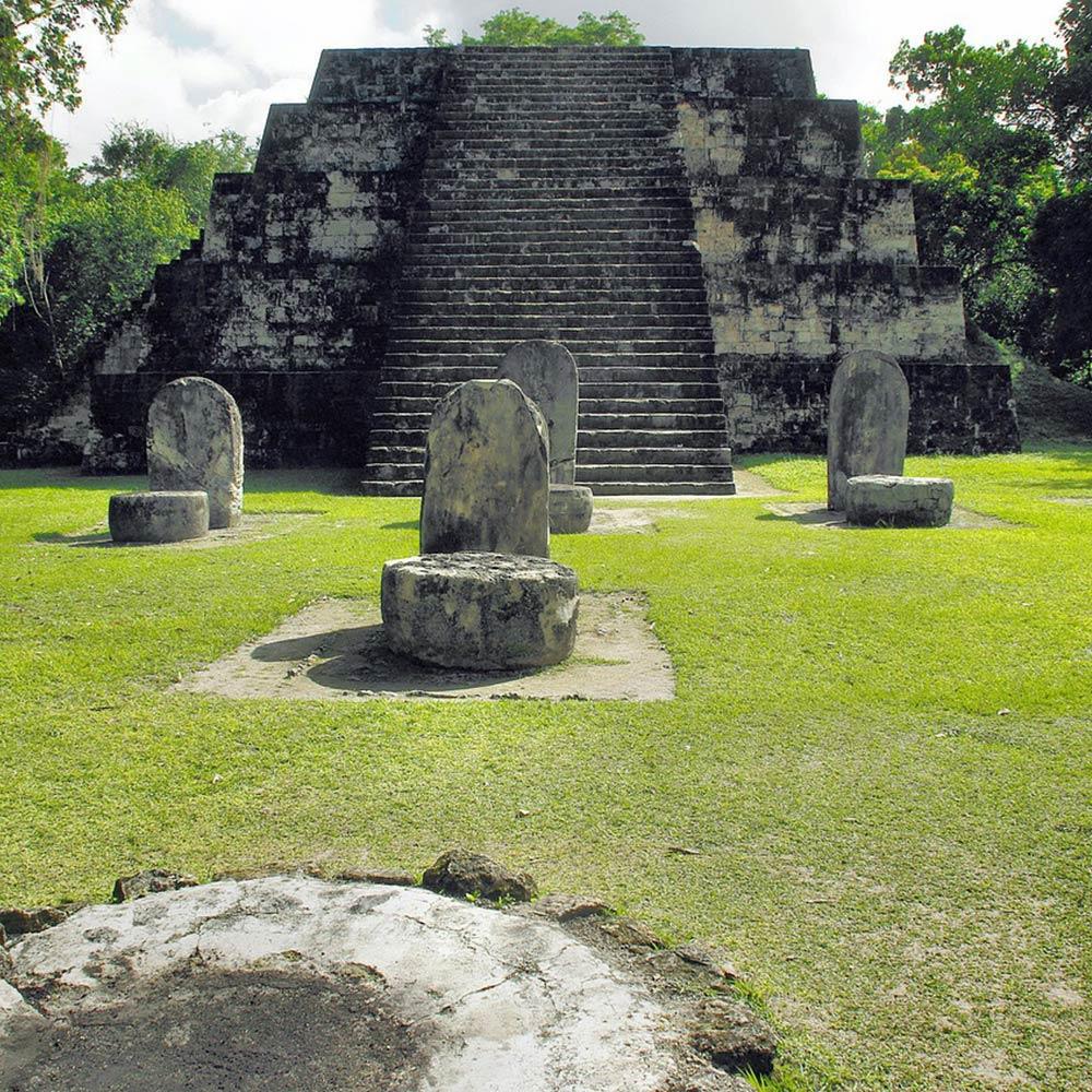 Belize Maya Ruin Tours - Tikal
