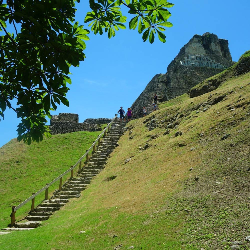 Belize Maya Ruin Tours - Xunantunic