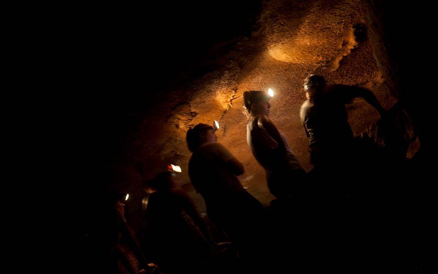 Belize River Cave Tubing Tour