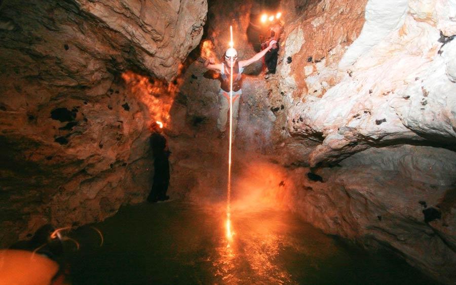 Belize Waterfall Tour