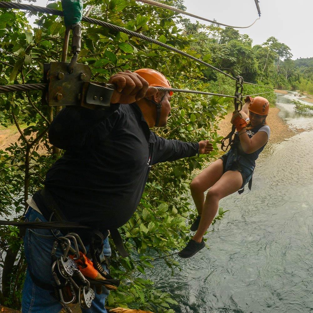 Belize Zipline Tours